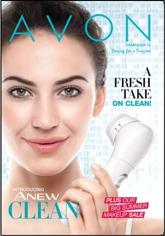 View Avon Catalogs Online