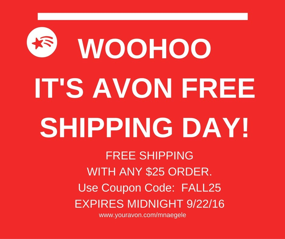 Avon.com coupon code
