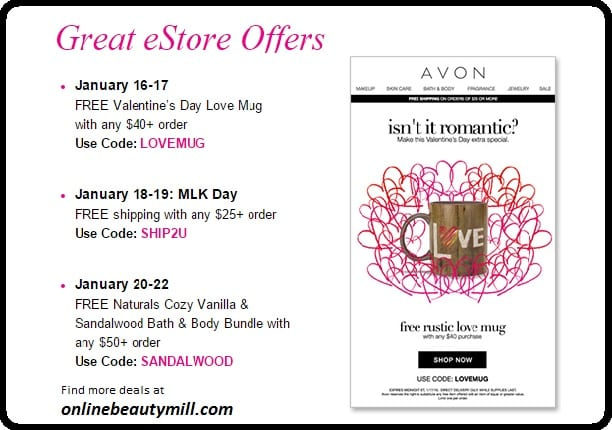 Deals through January 22