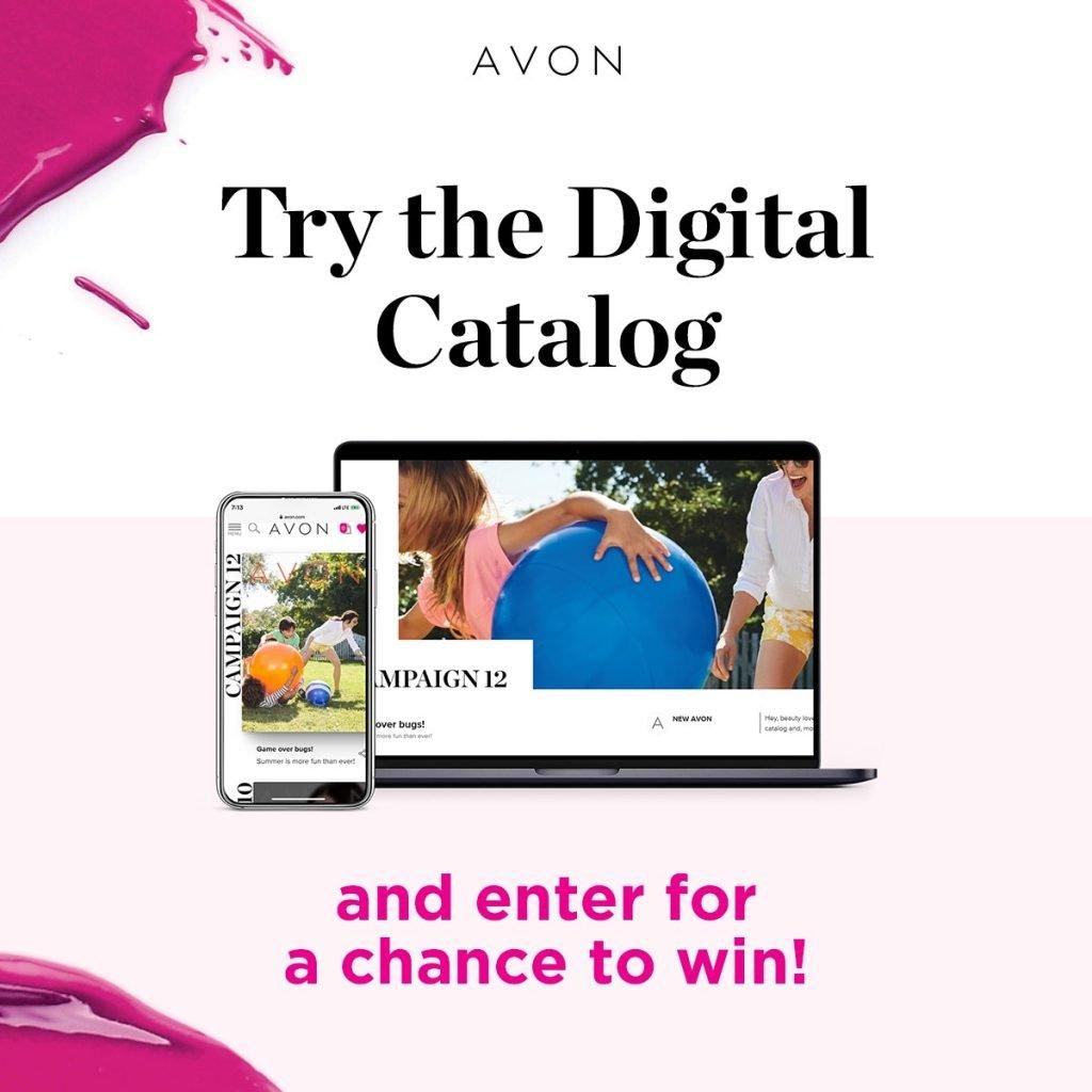 Avon Catalog Sweepstakes