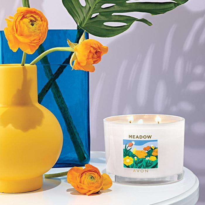 Avon Candle Sale