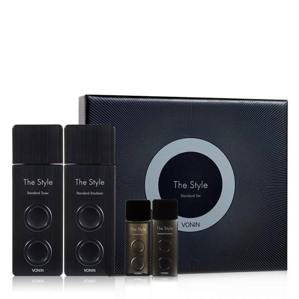 VONIN The Style Skin Care Set for MEN