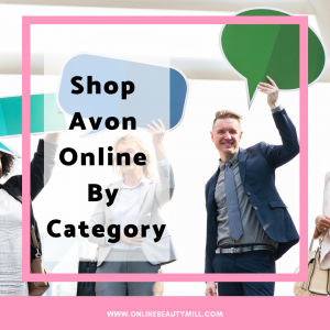shop avon by category