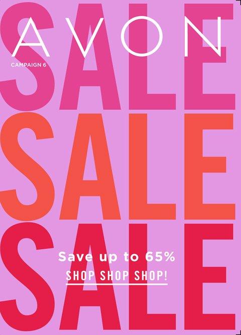 avon beauty catalog