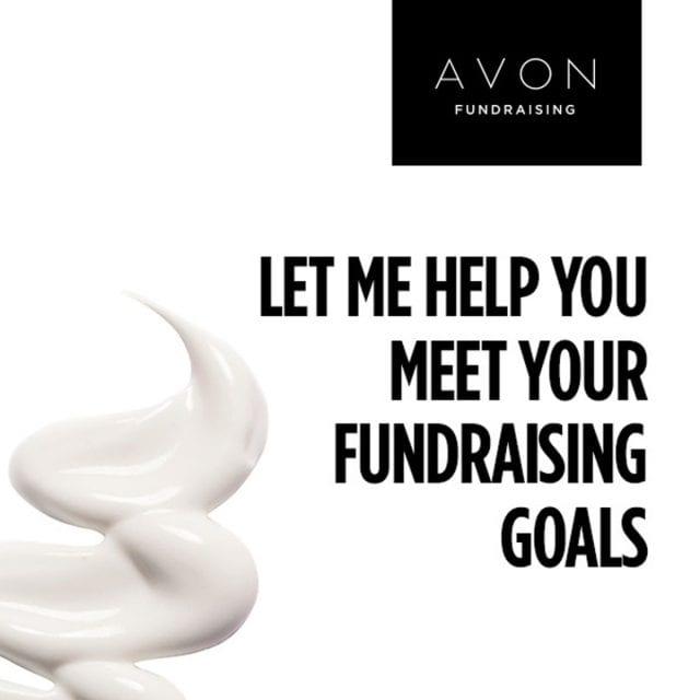 avon fundraising online