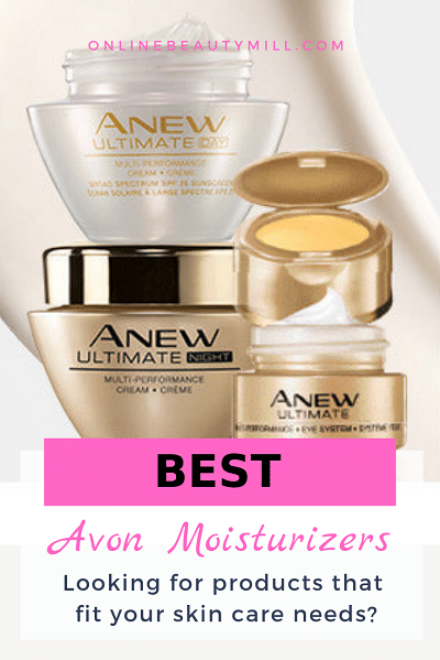 Avon Skin Care Quiz - Avon Skin Care: Best Skin Moisturizers