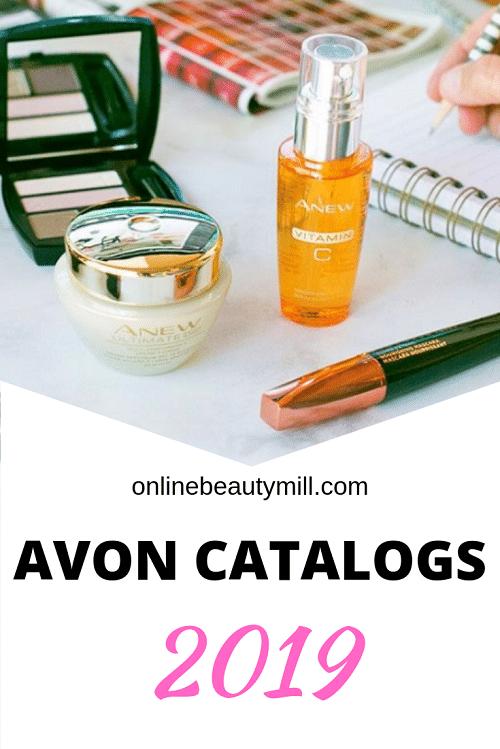 Avon Catalogs
