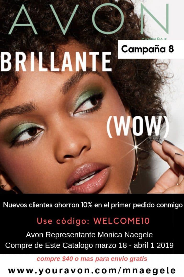 Avon Catalog Campana 8 2019