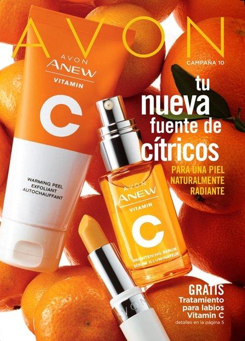 Avon Catálogos Español - USA