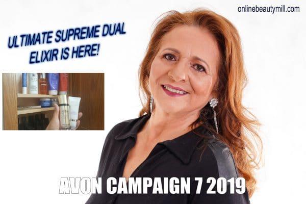 Avon Campaign 7 2019 Brochure
