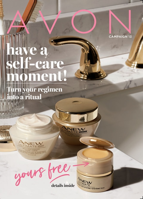 Catalog Request Avon Product Brochures 2019