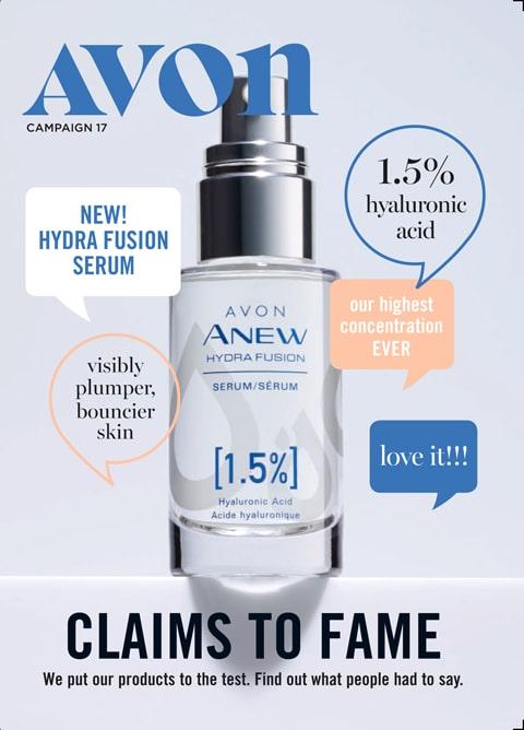Avon Catalog Campaign 17 2019