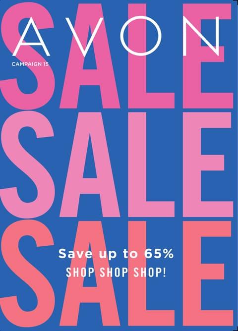 Avon Catalog Campaign 15 2019