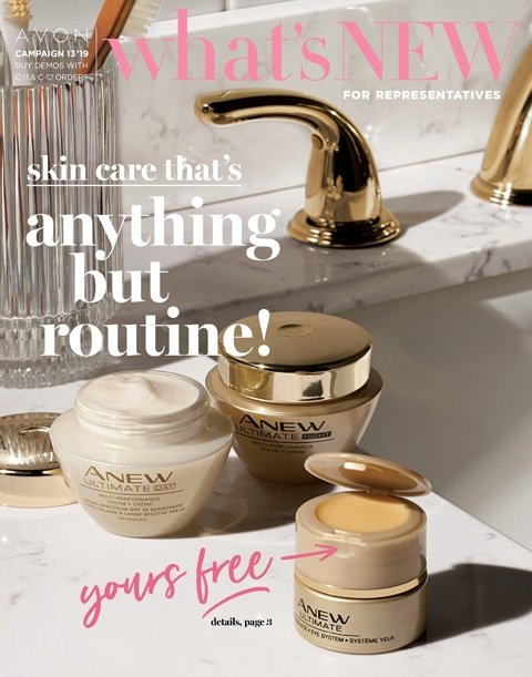 Avon Campaign 13 2019 What's New