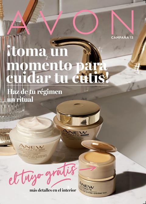 Avon Catalogo Campana 13 2019