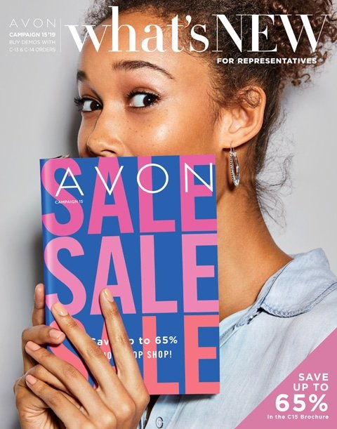 Avon Campaign 15 2019 What's New