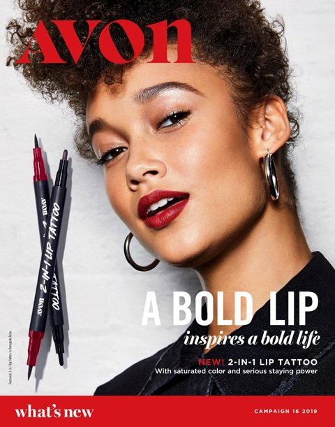 Avon Campaign 16 2019 What's New