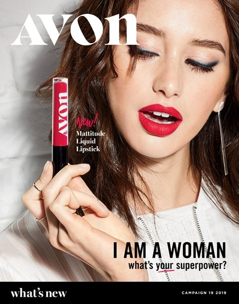 Avon Campaign 19 2019 What's New