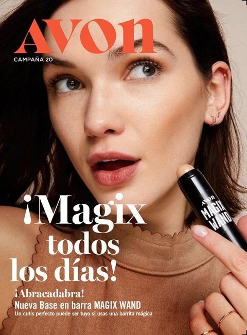 Avon Catalogo Campana 20 2019