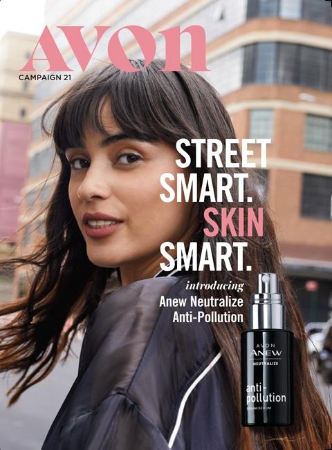 Avon Catalog Campaign 21 2019