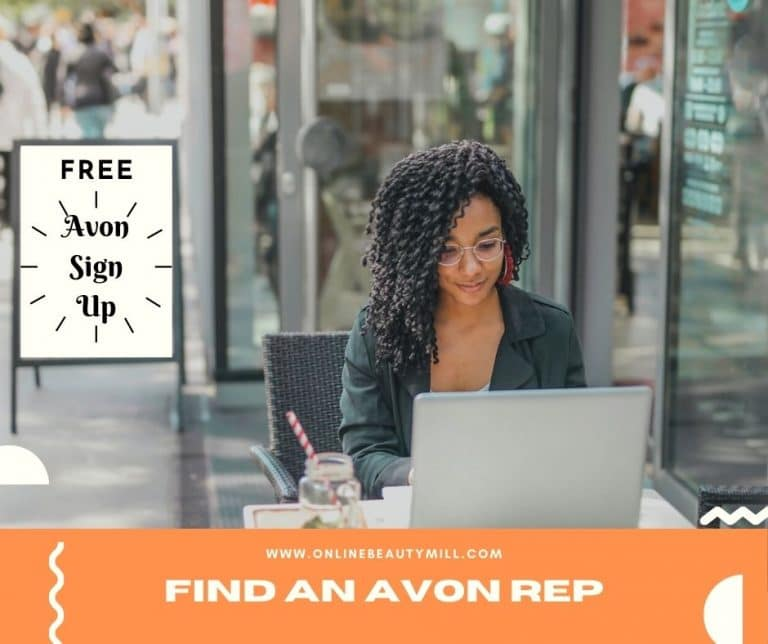 find an avon rep near me