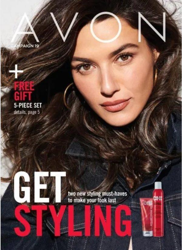 Avon Campaign 19 2020