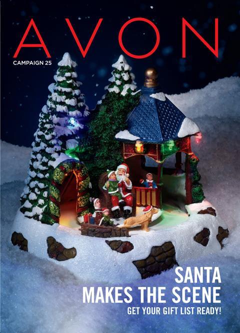 Avon Campaign 25 2020 Catalog