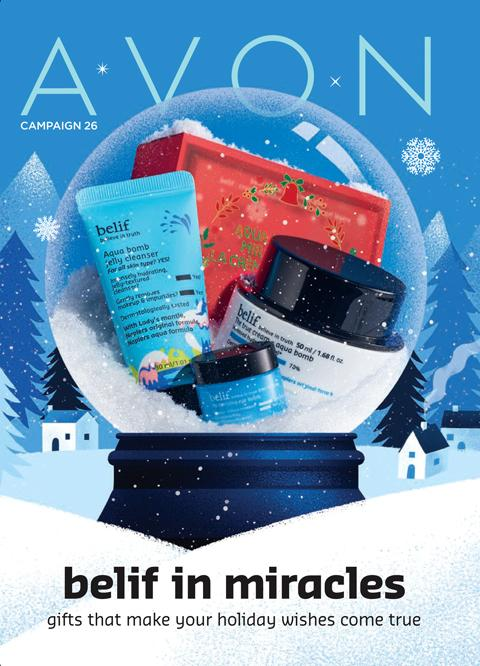 Avon Campaign 26 Catalogue