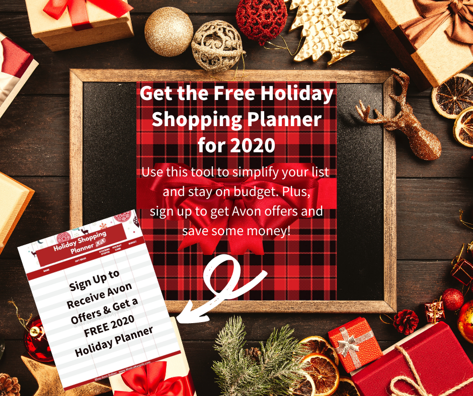 Holiday Shopping Planner 2020