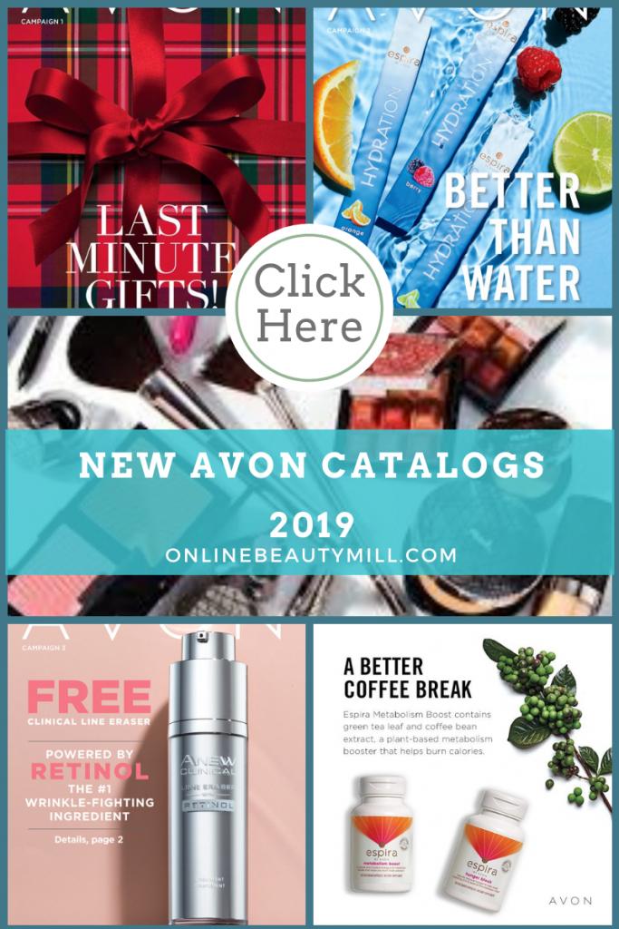 Avon Brochures