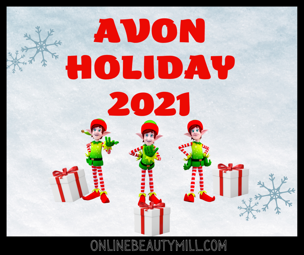 Avon Christmas 2021