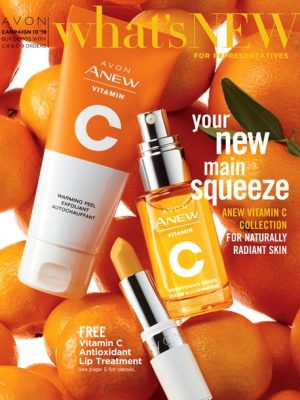 Avon Campaign 10 2019 What's New