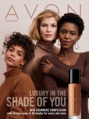 Avon Campaign 8 2020