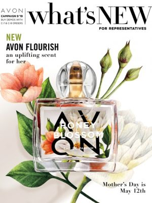 Avon Campaign 9 2019 What's New