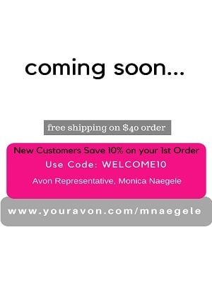 Avon Brochure Coming Soon