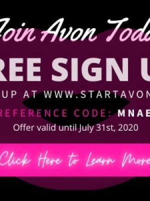 Free Avon Sign Up