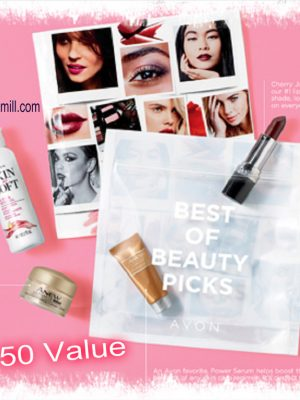 Avon Beauty Essentials Sampler