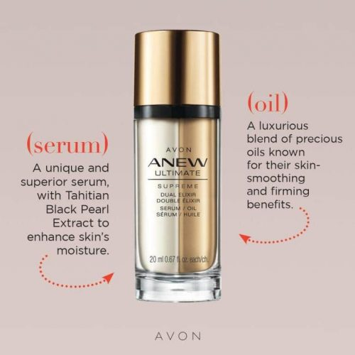 Anew Ultimate Supreme Dual Elixir