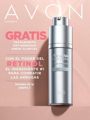Avon Catalogo Campana 3 2019