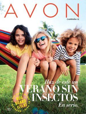Avon Catalogo Campana 12 2019
