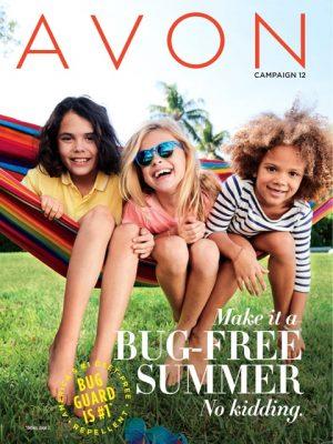 Avon Catalog Campaign 12 2019