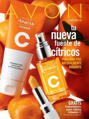 Avon Catalogo Campana 10 2019