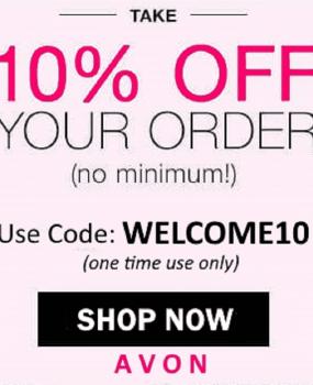 avon coupon code